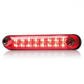 LED Motorrad Rücklicht Rail