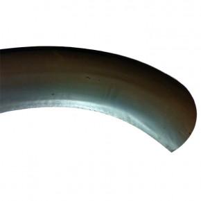 Low budget Stahlfender 185 mm