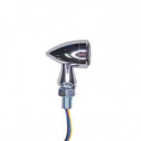 Micro Bullet Style LED Blinker Brems- Rücklicht
