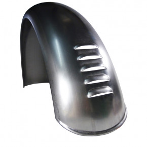 145 MM x 695 MM Stahl Fender mit Louvers Style