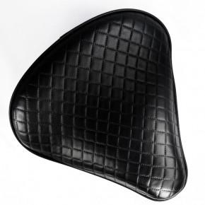 Schwarzer Diamond Style Classic Solositz groß