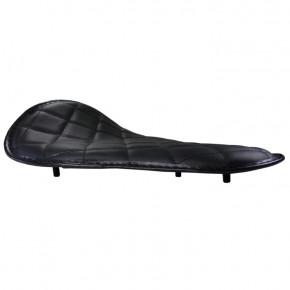 Super flacher Eco Line Solositz schwarz diamond Style