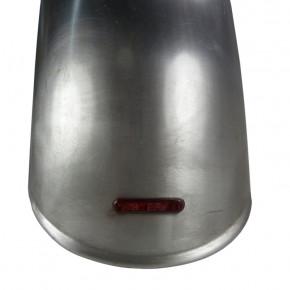 145 MM x 695 MM Stahl Fender mit Rücklicht