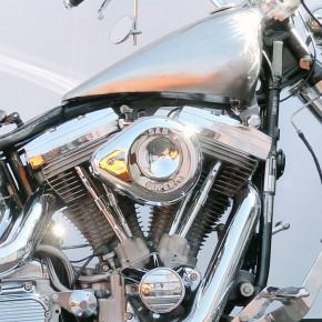 S&S Luftfiltereinheit für Harley CV Vergaser oder Delphi