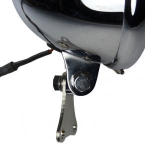 Scheinwerferhalter Edelstahl für Yamaha XS und SR