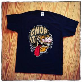 T-Shirt helmet Monster Chop it Gr XL