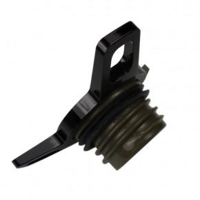 Tankdeckel Spinner - schwarz für HD ab 1996