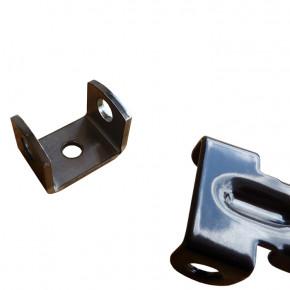 U Profil Winkel für Solositz Halteschiene
