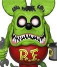 Funko PoP! Rat Fink SDCC Exclusive