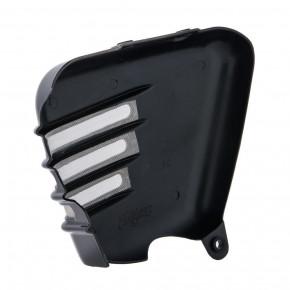 Ribbed Style Seitendeckel rechte Seite für Triumph Modelle